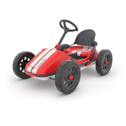 Image of Chillafish Monzi RS Go-kart rød (5425029650817)