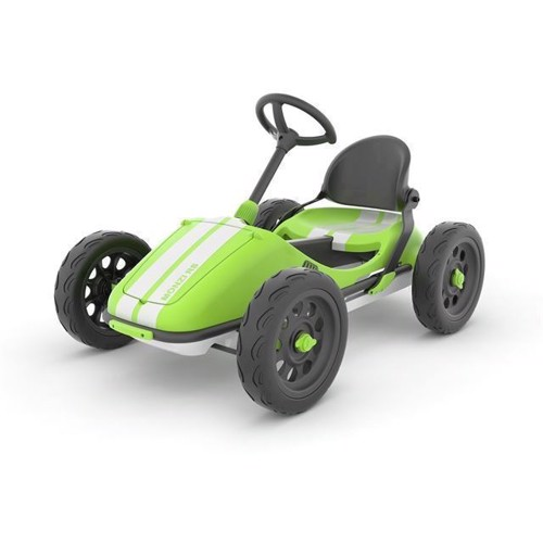 Image of Chillafish Monzi RS Goalkeeper, gokart, limegrøn (5425029650824)