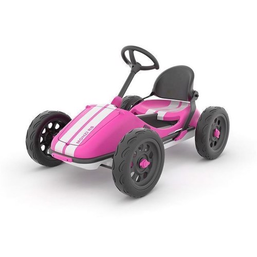 Image of Chillafish Monzi RS Go-kart pink (5425029650831)