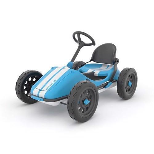 Image of Chillafish Monzi RS Go-kart blå (5425029650848)