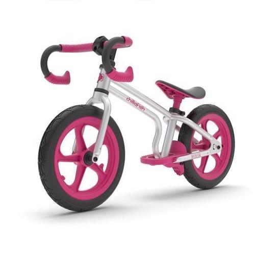 Billede af Chillafish Fixie løbecykel pink