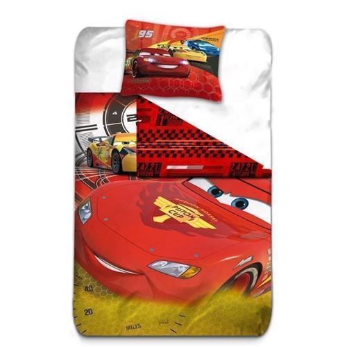 Image of   Sengetøj til børn, Cars
