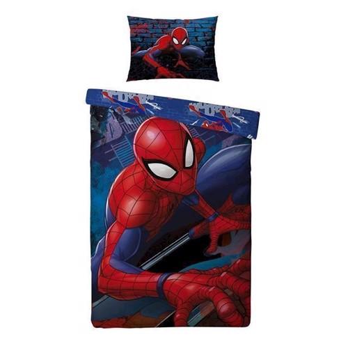 Image of   Sengetøj, Spiderman
