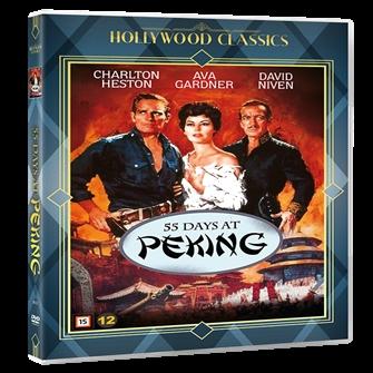 Image of 55 Days In Peking - DVD (5709165996320)