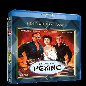 Image of 55 Days In Peking Bd - Blu-ray (5709165016424)