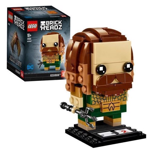 Image of LEGO Brickheadz 41600 Aquaman (5702016072655)