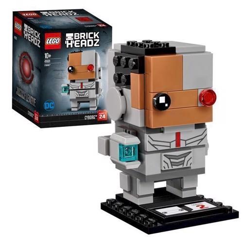 Image of LEGO Brickheadz 41601 Cyborg (5702016072662)