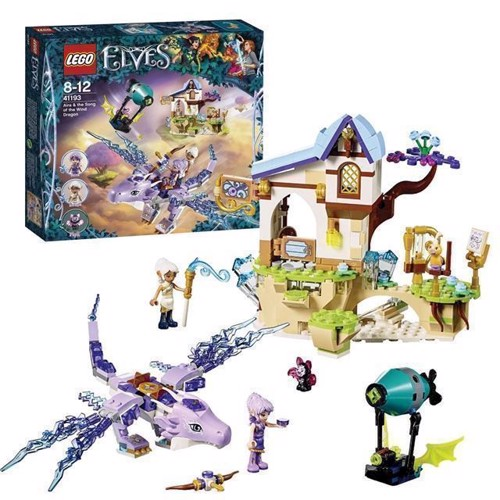 Image of LEGO Elves 41193 Aira and the Song of the Wind Dragon (5702016100631)