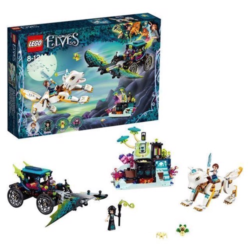 Image of LEGO Elves 41195 Emily and Nocturas Duel (5702016100655)