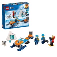 LEGO City 60191 Polarforskerteam
