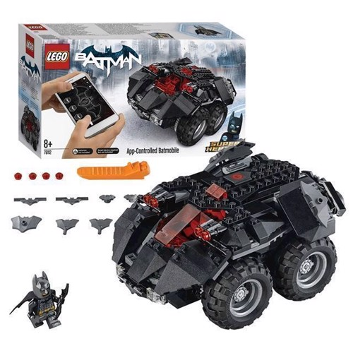 Image of LEGO Super Heroes 76112 Batmobil med app kontrol (5702016109016)