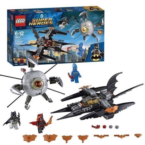 Image of LEGO Super Heroes 76111 Batman mod Brother Eye (5702016109023)