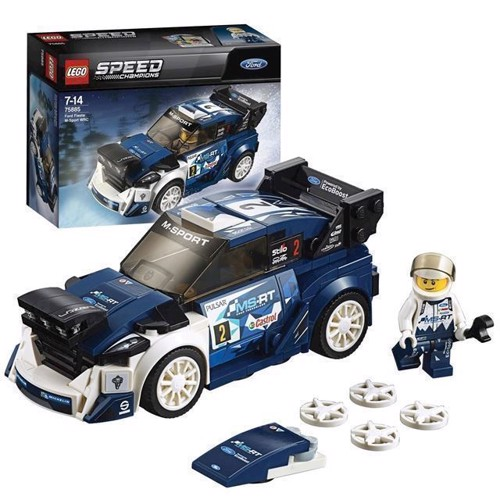 Image of LEGO 75885 Speed ​​Champions Ford Fiesta M-Sport WRC (5702016109061)