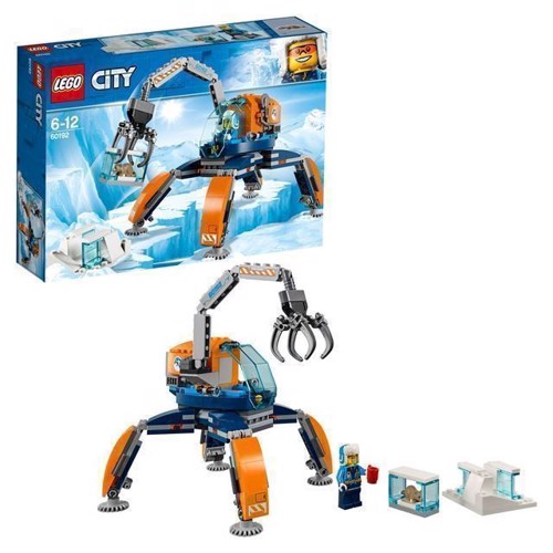 Image of LEGO City 60192 Arktisk iskravler