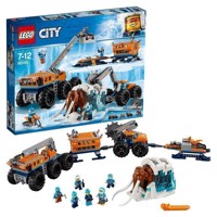 LEGO City 60195 Mobil polarforskningsbase