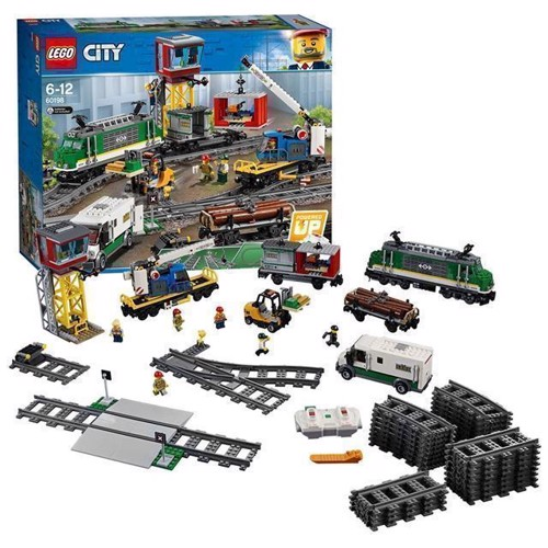 Image of Lego City 60198 Godstog