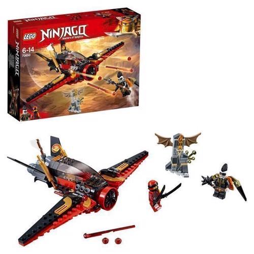 Image of LEGO Ninjago 70650 skæbnevingen (5702016109856)