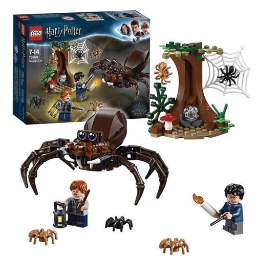 Image of LEGO Harry Potter 75950 Aragogs hule (5702016110333)