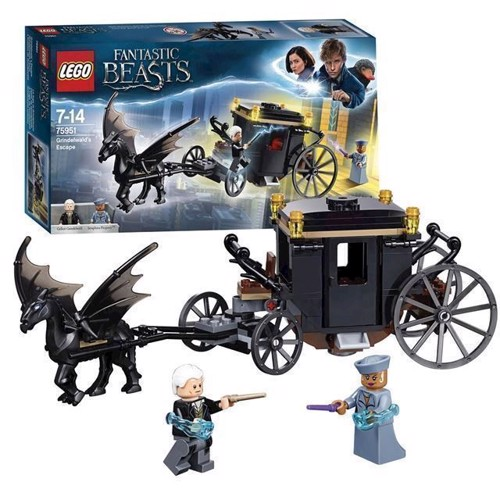 Image of LEGO Harry Potter 75951 Grindelwalds flugt (5702016110340)