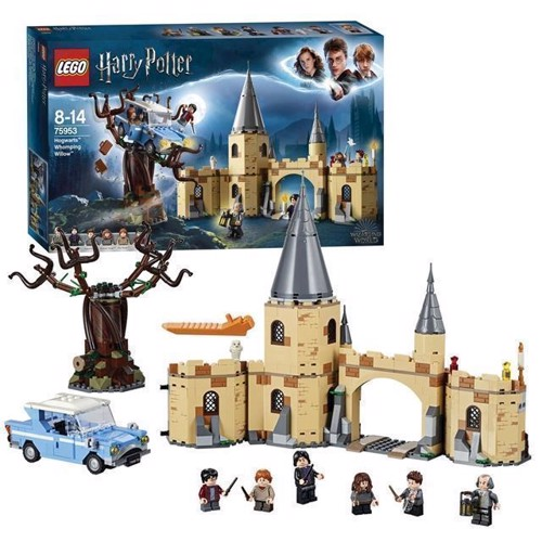 Image of LEGO Harry Potter 75953 Hogwarts slagpoplen (5702016110364)