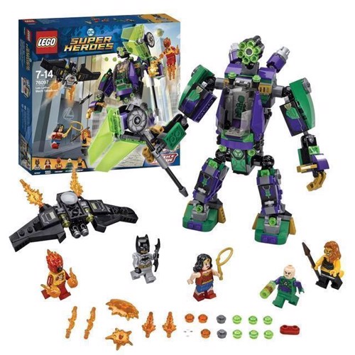 Image of LEGO DC Super Heroes 76097 Lex Luthor Mecha victory (5702016110456)