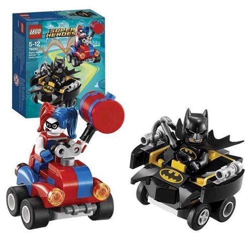 Image of LEGO Super Heroes 76092 Mighty Micros Batman vs. Harley Quinn (5702016110494)