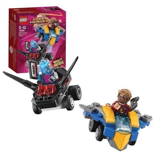 Image of LEGO 76090 Marvel Super Heroes (5702016110517)