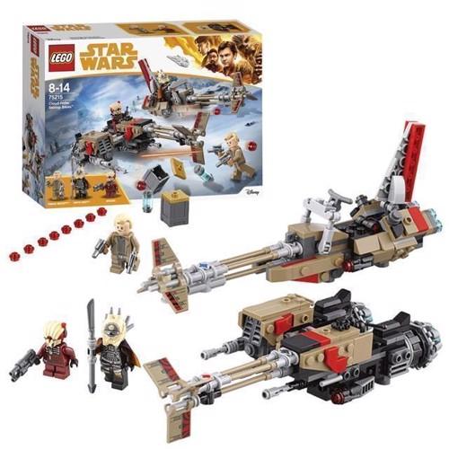 Image of   LEGO Star Wars 75215 himmelrytternes Swoop cykler