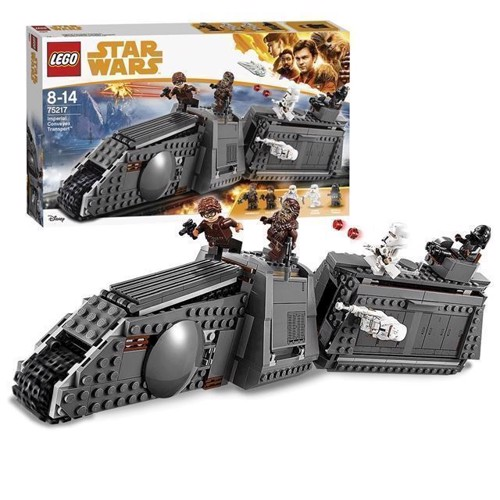 Image of   LEGO Star Wars 75217 kejserligt Conveyextog