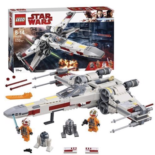 Image of   LEGO Star Wars 75218 X-Wing Starfighter