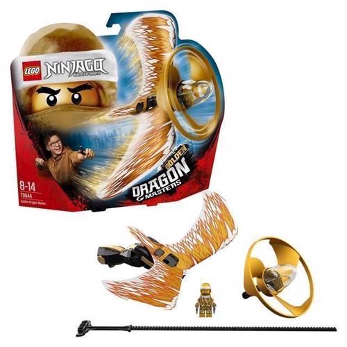 Image of LEGO Ninjago 70644 den gyldne dragemester (5702016110784)