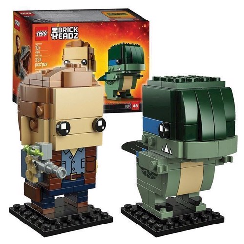 Image of LEGO Brickheadz 41614 Owen og Blue (5702016110883)