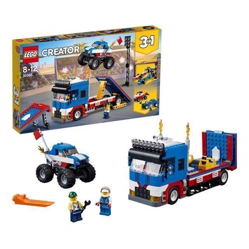 Image of LEGO 31085 Creator Mobile Stunt Show (5702016111101)