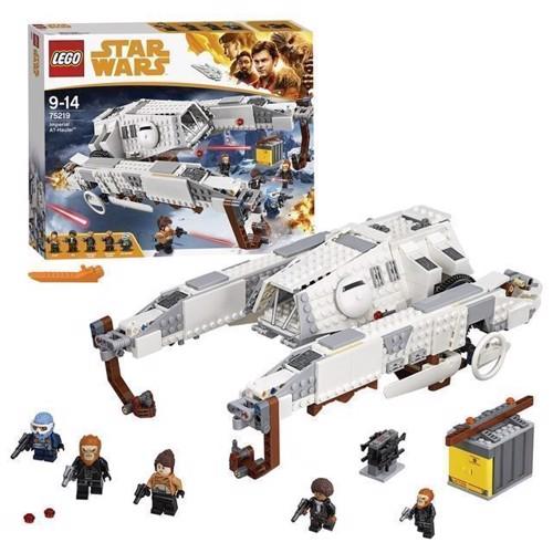 Image of Lego Star Wars 75219 Kejserlig At-Løfter