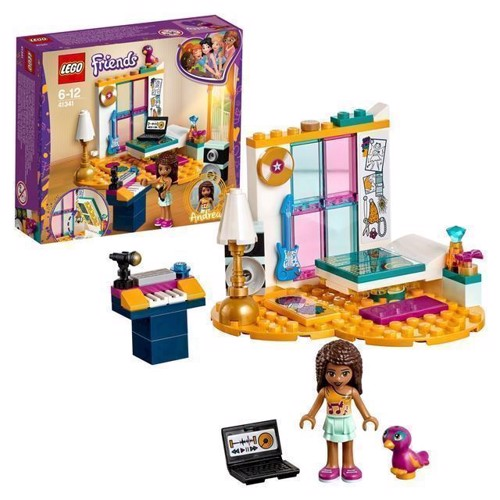 Image of LEGO Friends 41341 Andreas soveværelse (5702016111637)
