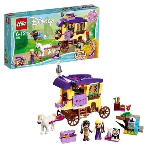 Image of LEGO 41157 Disney Princess Rapunzels Karet