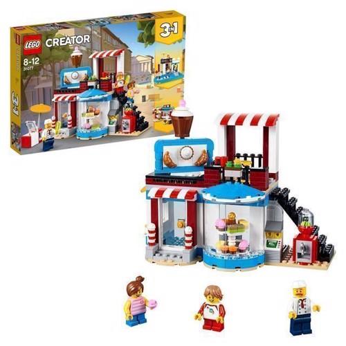 Image of LEGO 31077 Creator Søde Overraskelser (5702016111781)