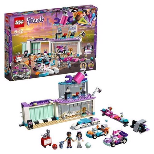 Image of LEGO Friends 41351 Kreativt motorværksted (5702016112030)