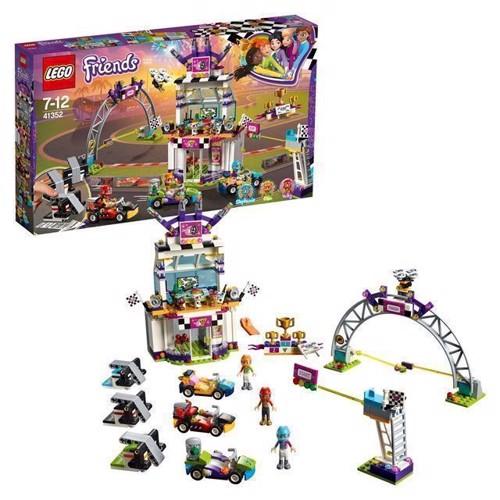 Image of LEGO Friends 41352 Den store racerløbsdag (5702016112047)