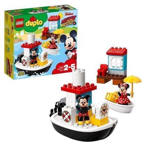 Image of   LEGO DUPLO 10881 Mickeys båd