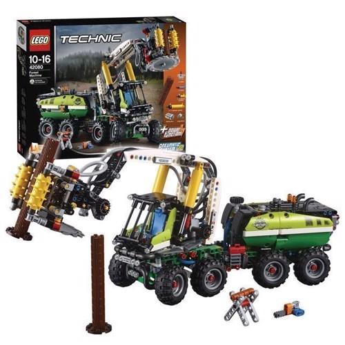 Image of LEGO Technic 42080 skovmaskine (5702016116984)
