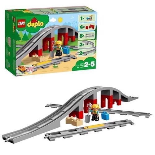 Image of   LEGO 10872 DUPLO Togbane bro & skinner