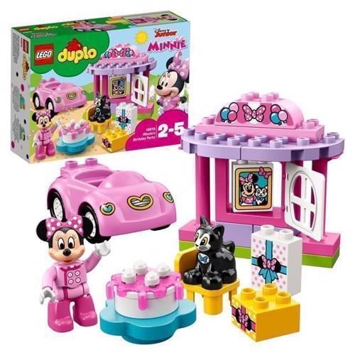 Image of   LEGO DUPLO 10873 Minnies fødselsdagsfest