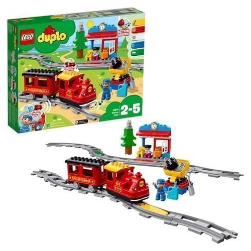 Image of   LEGO DUPLO 10874 damptog