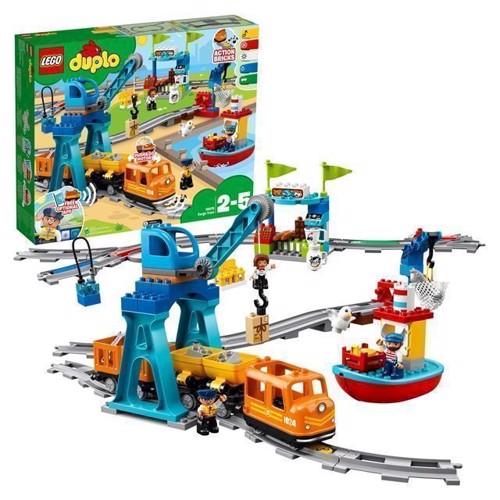 Image of   LEGO 10875 DUPLO Godstog
