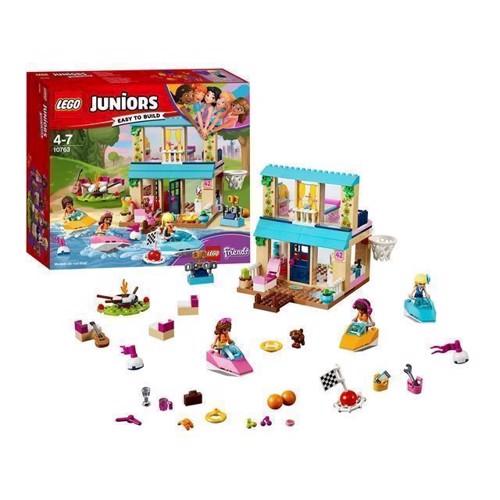 Image of LEGO Juniors 10763 Stephanies hus ved søen (5702016117622)