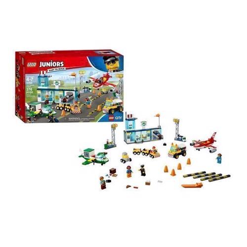 Image of LEGO Juniors 10764 Byens centrale lufthavn (5702016117639)