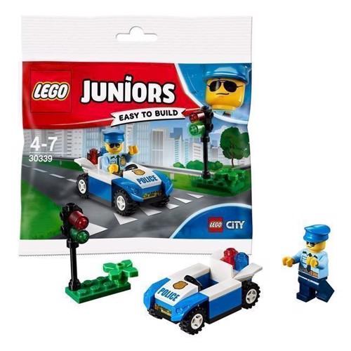 Image of LEGO Juniors 30339 politi, lys regulering (5702016123210)