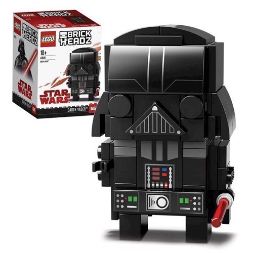 Image of LEGO Brickheadz 41619 Darth Vader (5702016176605)
