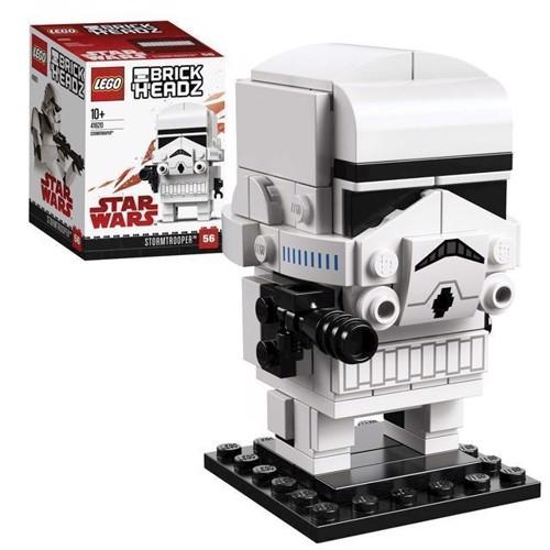 Image of LEGO Brickheadz 41620 Stormtrooper (5702016176612)